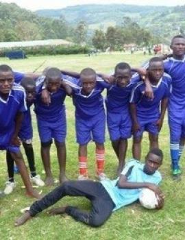 RI Boy's Soccer Club