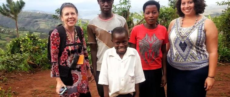 Volunteer Spotlight: Sharon McCoy